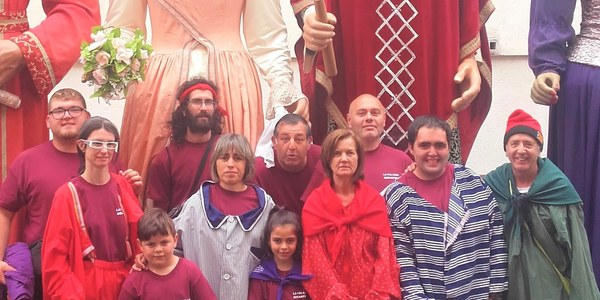 Castellbisbal – XXXII Ciutat Gegantera.